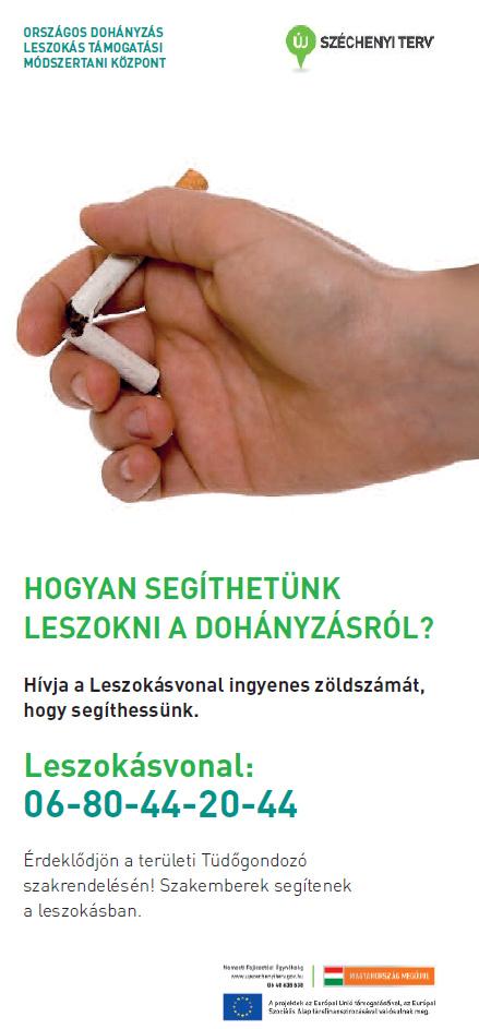 dohányzó szakember